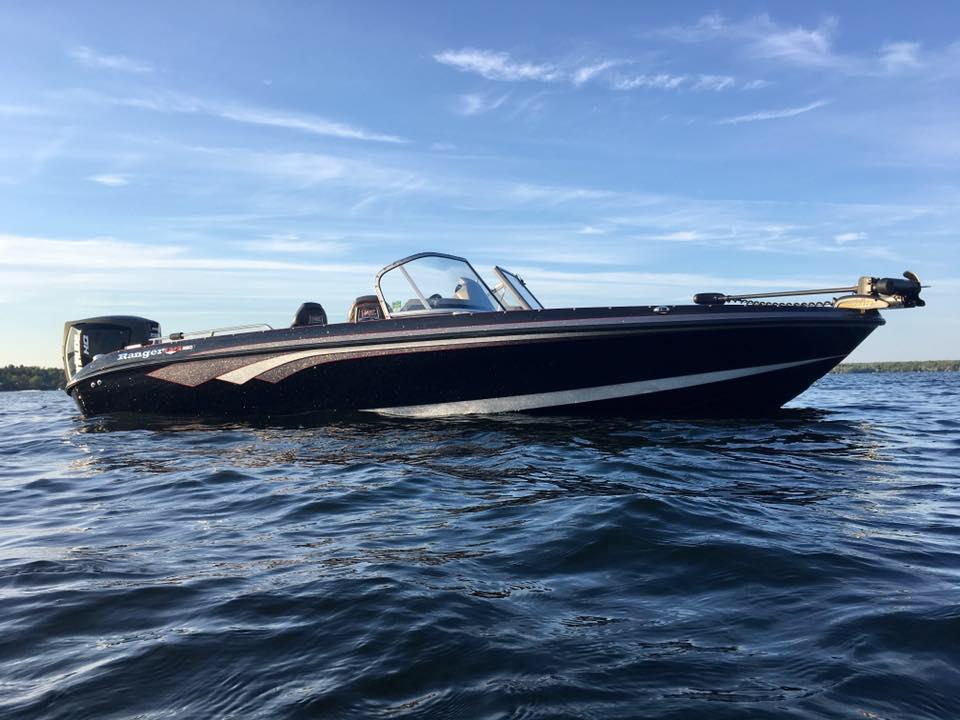ranger boat 620